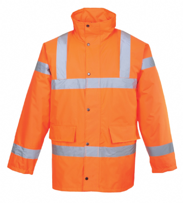 Portwest hi-vis traffic jacket RT30
